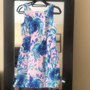 NWT Lilly Pulitzer Mila stretch shift dress